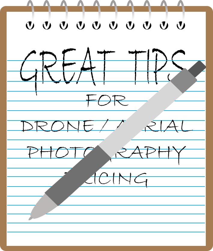 INFOGRAPHIC: Great Tips And Pricing Guide For Fresno, CA Drone & Aerial Photography